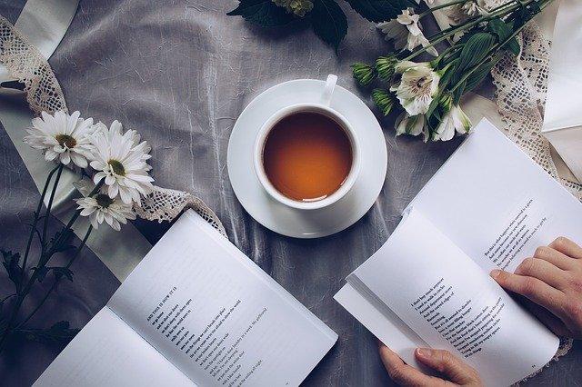 Tee und ein gutes Buch